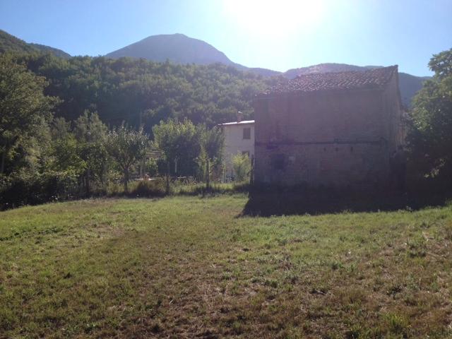 Case Di Campagna In Pietra : Casa di campagna in pietra con ampio terreno